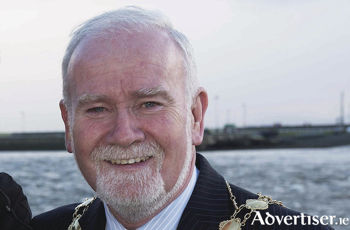 Independent city councillor Donal Lyons.