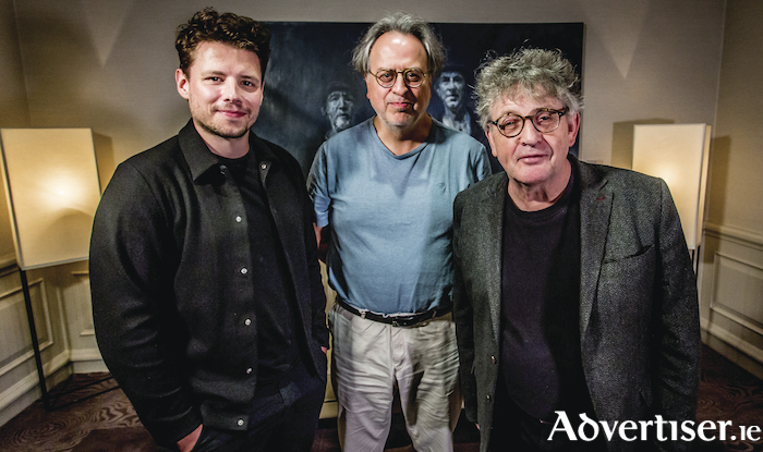 Sam Yates, Stanley Townsend, and Paul Muldoon.