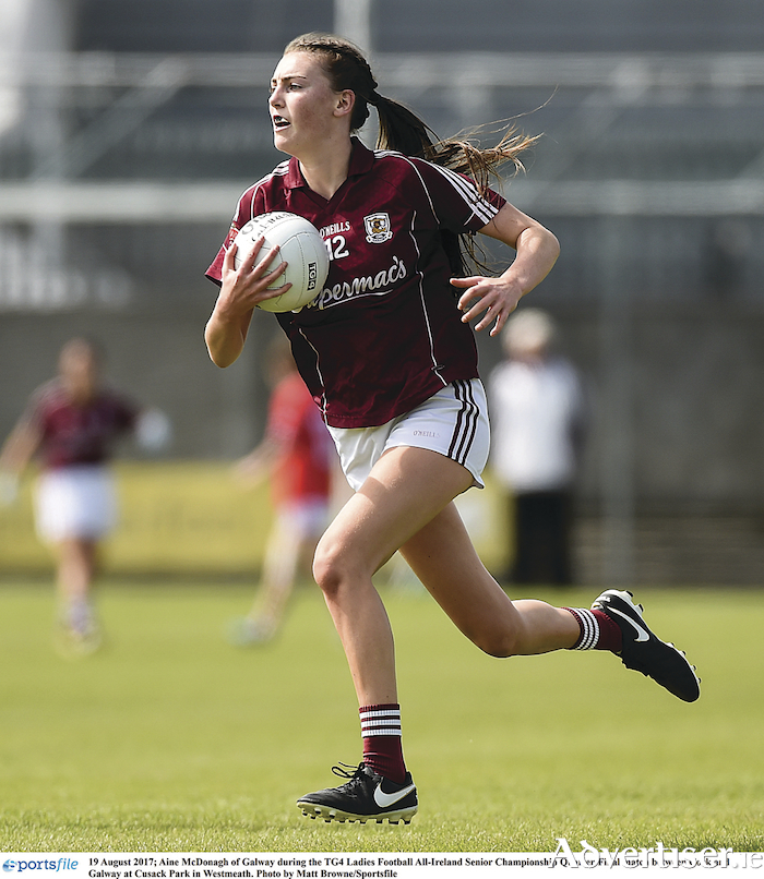 Moycullen's Aine McDonagh says Glennon has provided the team with all the tools to win.