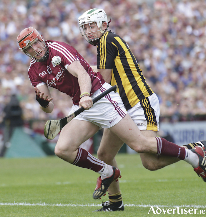 Galway corner forward Conor Whelan can expect attention from players such as Kilkenny's Pádraig Walsh in Sunday's Leinster Hurling Championship game final at Croke Park.