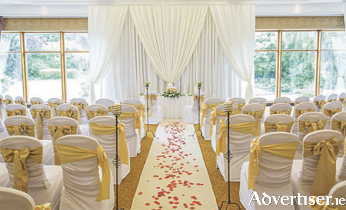 The Tullamore Court Hotel for your special wedding day