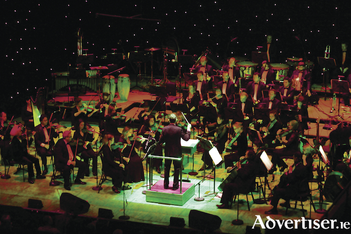 The RTÉ Concert Orchestra.