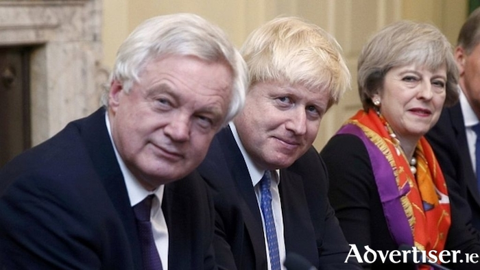 Following their resignations, could David Davis and Boris Johnson have enough time on their hands to come over and enjoy the Galway Jazz Festival?