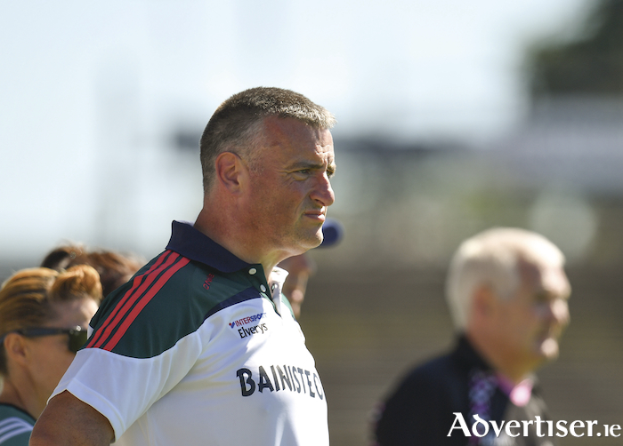 Mayo Ladies manager Peter Leahy has picked his team to face Cavan tomorrow after a dramatic week off the field. Photo: Sportsfile.