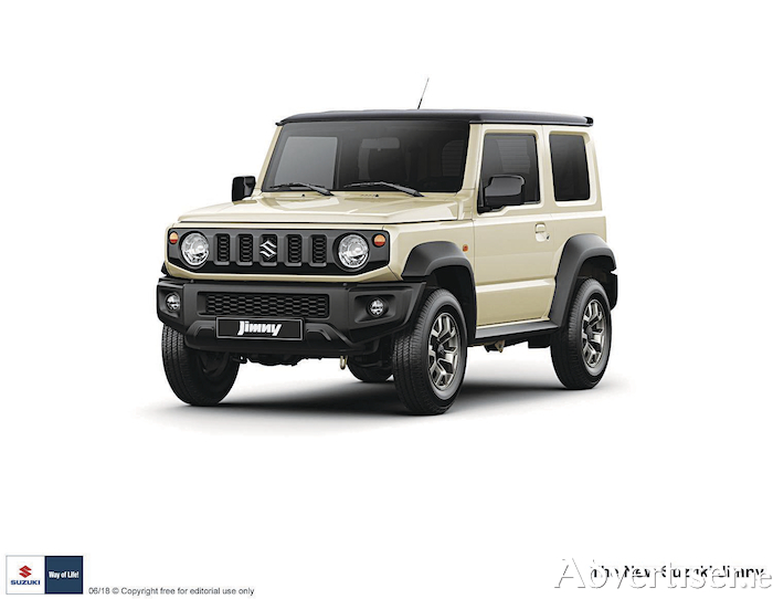 Advertiser Ie New Suzuki Jimny Probably The Best Small 4wd Vehicle