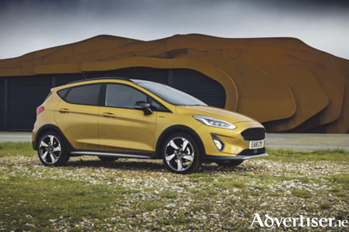 New Ford Fiesta Active Crossover