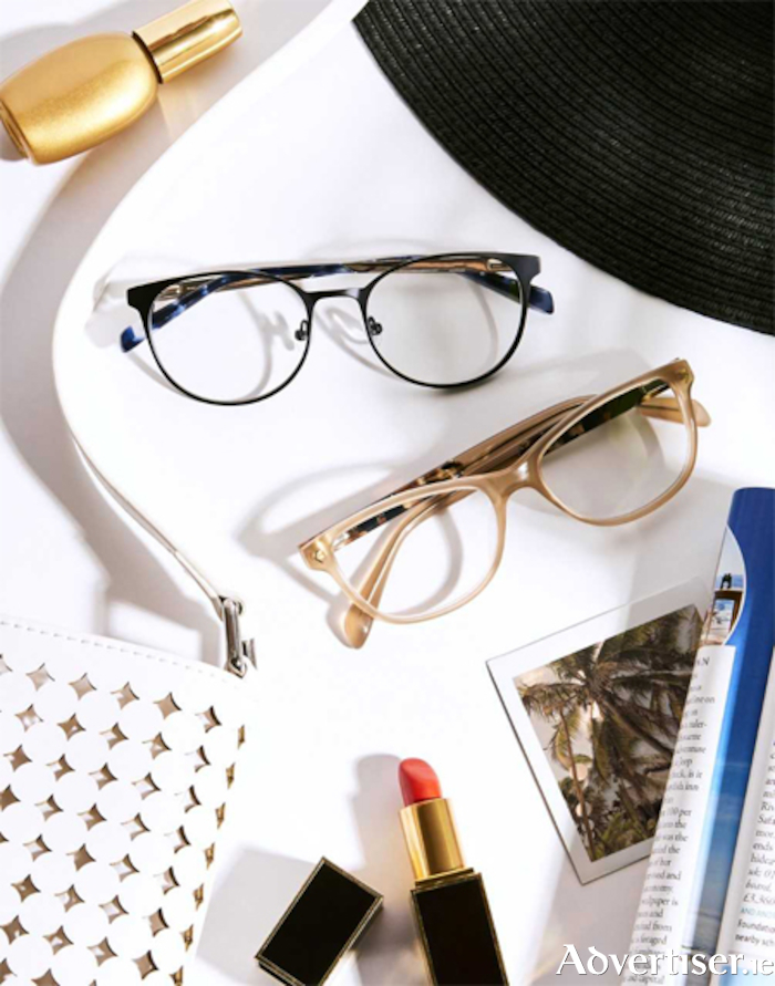 The new Karen Millen collection at Specsavers Athlone