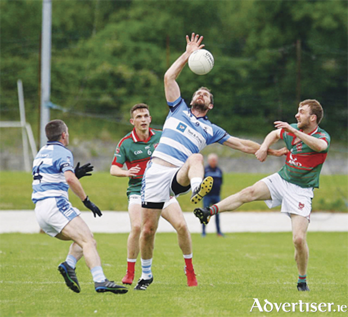 Former Dublin footballer, Darren Magee, will be in action for Athlone on Sunday against St. Lomans