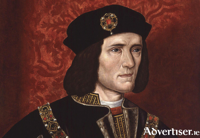 Richard III of England.