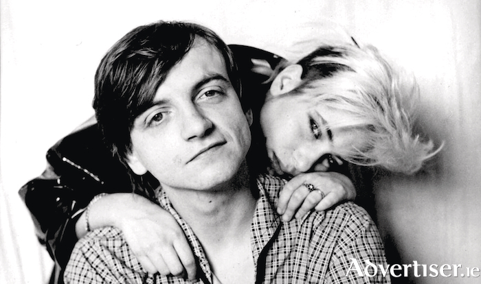 Mark E Smith and Brix Smith Start.