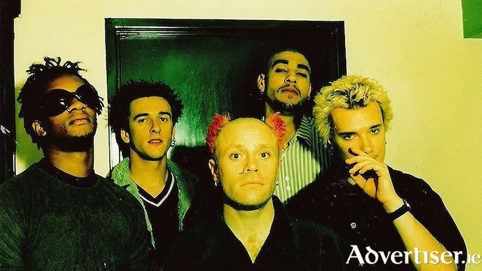 The Prodigy in the 1990s.