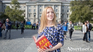 Irish author EM Reapy.