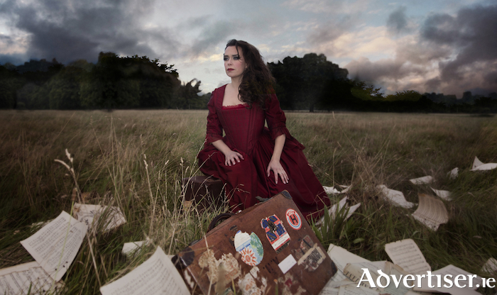 Mezzo-soprano Sharon Carty is bringing her Suitcase Arias to Galway in 2019.