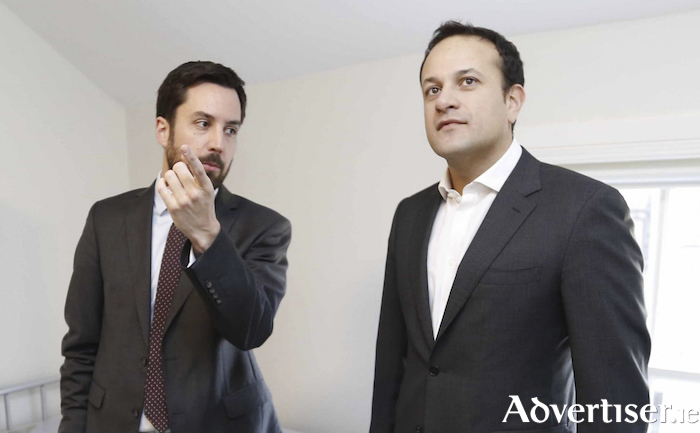 FG will be hoping to lay claim to some of the credit for any housing package in the Budget, and an Taoiseach Leo Varadkar will hope it might give some sort of boost to his beleaguered ally, and Housing Minister, Eoghan Murphy.