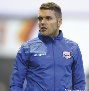 Galway United manager Alan Murphy continues to let youth shine.