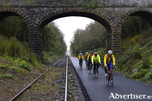 Greenways can co-exist with the railway lines and create jobs, vibrancy, and good health.