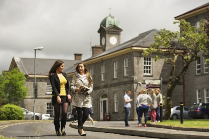 The GMIT campus in Castlebar. Photo: GMIT File Photo