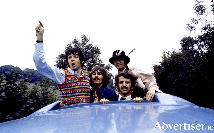 We can't promise The Beatles on this tour, but we can promise that a splendid time is guaranteed for all.
