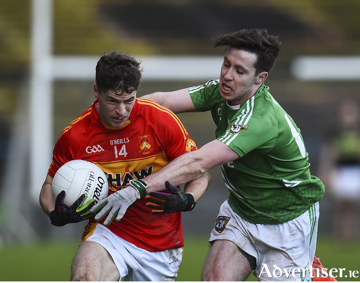 Main man: Neil Douglas was once again in top form for Castlebar Mitchels on Sunday. Photo: Sportsfile