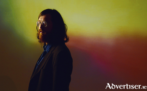 Okkervil River leader, founder, vocalist, guitarist, and songwriter, Will Sheff.