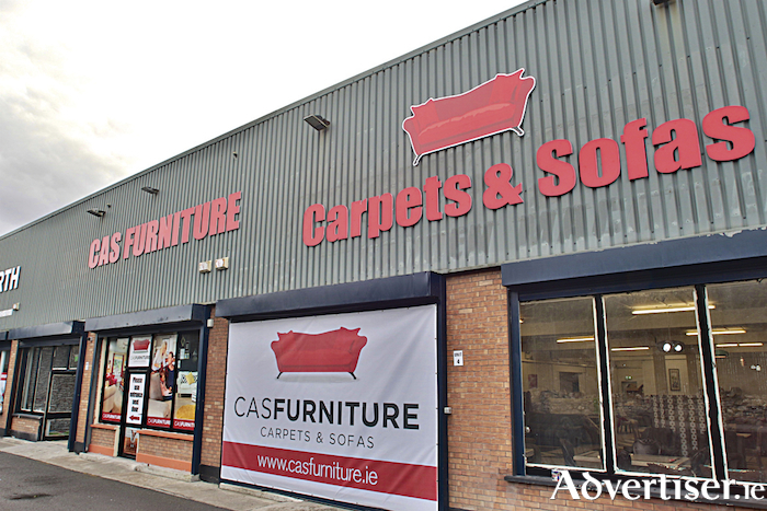 CAS Furniture, Unit 3&4 Whitegate, Ballybane. Photo:-Mike Shaughnessy