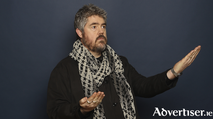 Phill Jupitus - the 'Swiss Army knife of comedy'