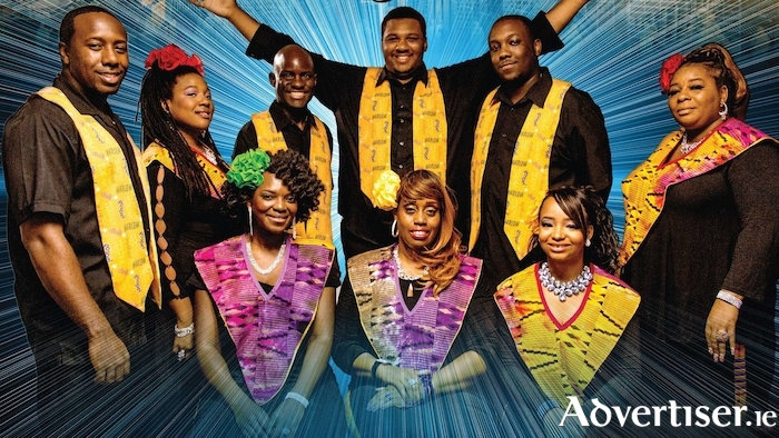 Harlem Gospel Choir.