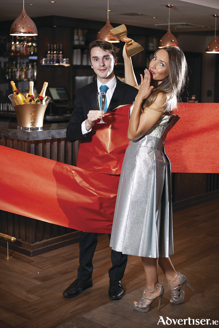 The four star Galmont Hotel & Spa Galway, formerly the Radisson Blu, has Christmas all-wrapped up at the launch of its exclusive Christmas party offerings with all the trimmings, to ensure a festive season to remember.