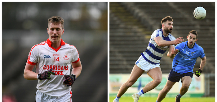 Who will come out on top when Ballintubber and Breaffy meet on Saturday night. Photo: Sportsfile