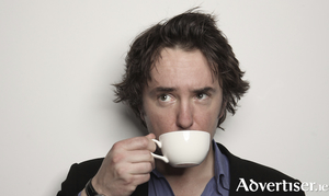 Dylan Moran. Not got tickets to his Leisureland show? See him late'n'live at the Róisín Dubh.