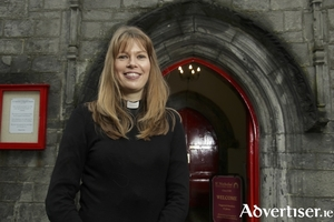 Rev Lynda Peilow. Photos by Mike Shaughnessy