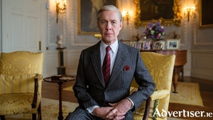 Alex Jennings as Britain's Edward VIII in the Netflix series The Crown.