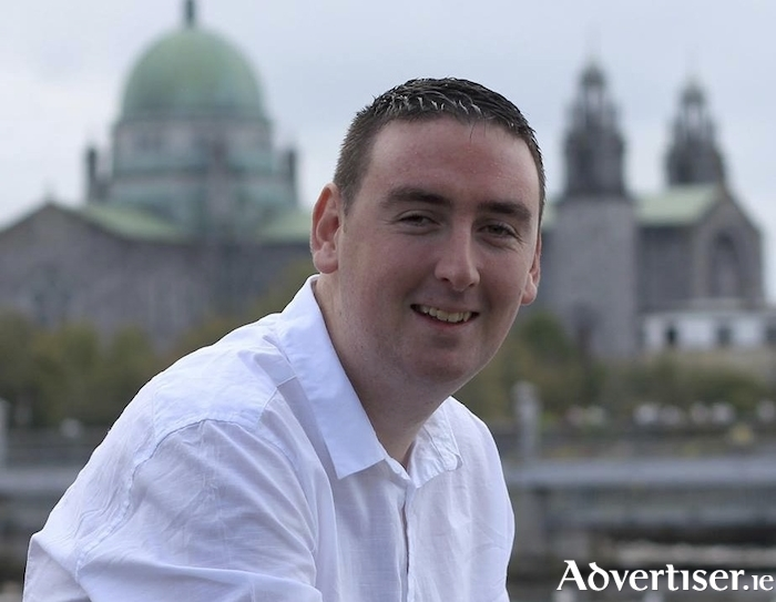 Independent Galway city councillor Mike Cubbard.