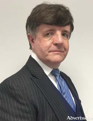 Professor Neville McClenaghan, vice president, GMIT Mayo.