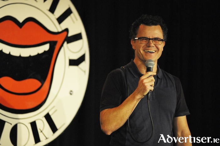 Dominic Holland.