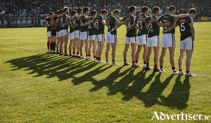 Making the break: Who can break into the Mayo set up this season? Photo: Sportsfile