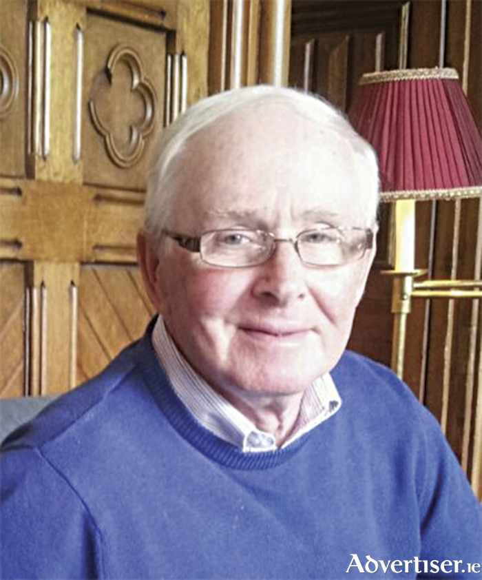 Former Town Clerk of Athlone, Mr. John Walsh