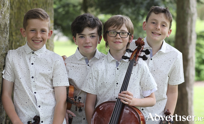 Has the evil wizard Voldemort, arch enemy of Harry Potter, his own string quartet? It appears so, and these young musicians will be among the performers at the Galway Music Residency autumn/winter programme.