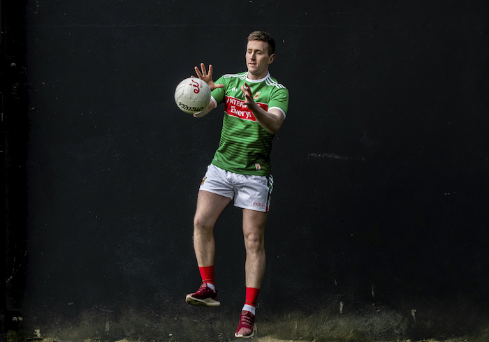 On the mend: Cillian O'Connor is expecting to back and fighting fit during the league. Photo: Inpho