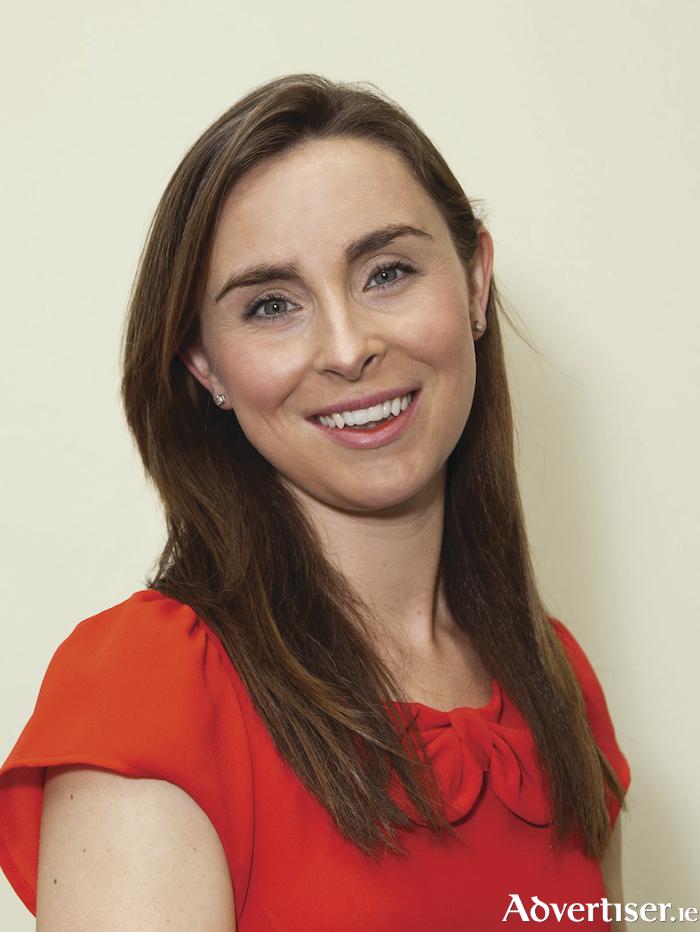 Sarah Molloy, newly-appointed principal of Galway Educate Together Secondary 
