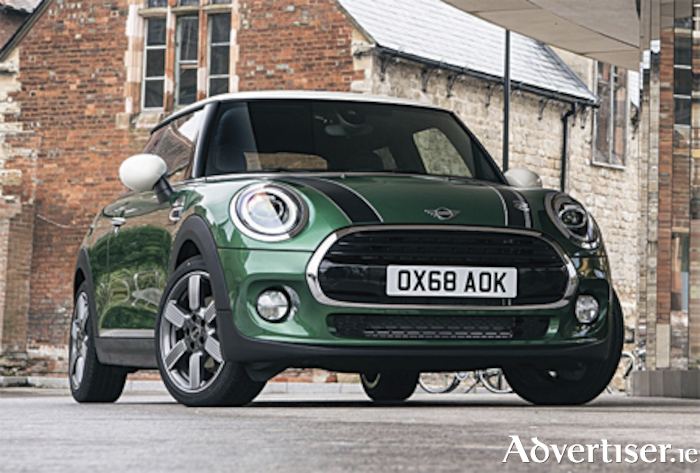 MINI Cooper - 60th anniversary edition