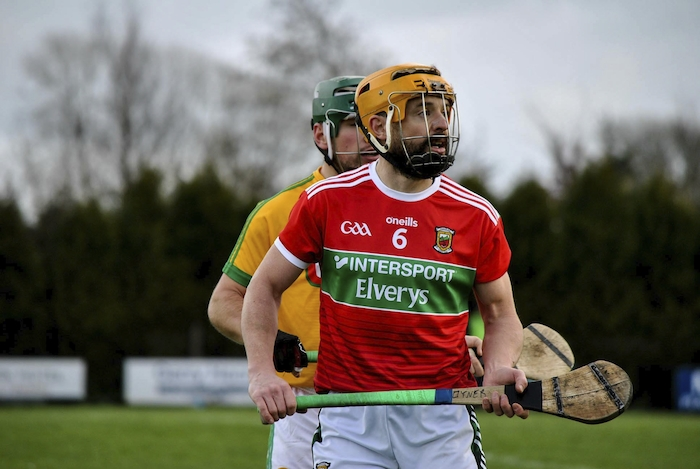 London bound: Stephen Coyne and the Mayo hurlers will in the English capital this weekend in league action. Photo: Mayo GAA