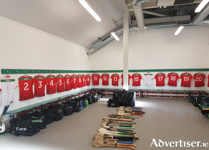 The Mayo hurlers were set up and ready to go in London last Sunday, but their game was called off due to a frozen pitch.