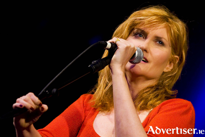 Eddi Reader. Photo:- Kenny Mathieson
