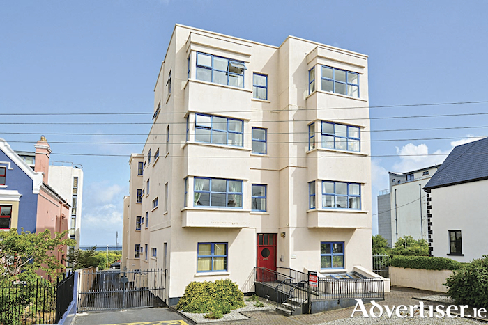 No 16 Galway Bay Apartments.
