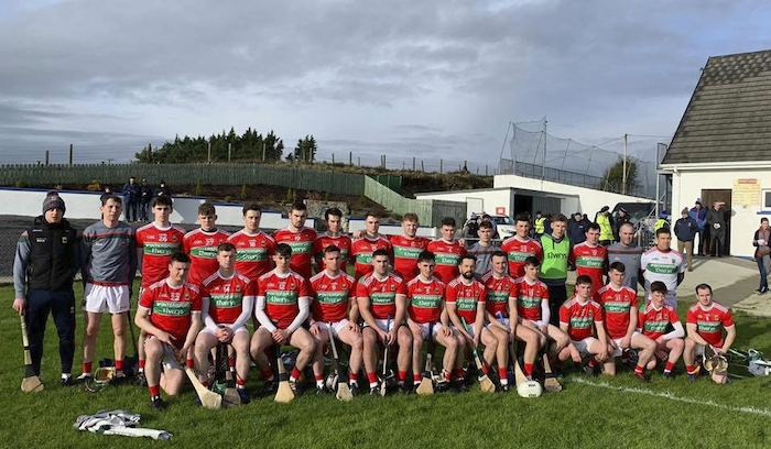 Back in action: The Mayo senior hurlers will be back in league action on Sunday when they make the long trek to Kerry. Photo: Mayo GAA.