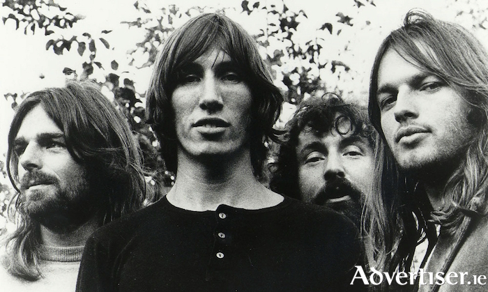 Pink Floyd in the 1970s.