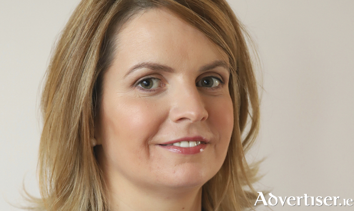Fine Gael Galway City West candidate Clodagh Higgins. Photo:- Brian Harding