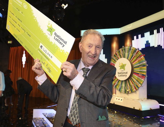 Michael Kilbane from Castlebar, who won €143,000 including a trip to Iceland on last Saturdays  National Lottery Winning Streak Game Show on RTE. Photo: MacInnes Photography.