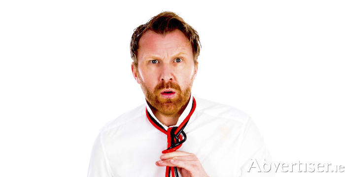 Jason Byrne. Get those remaining tickets while you can.